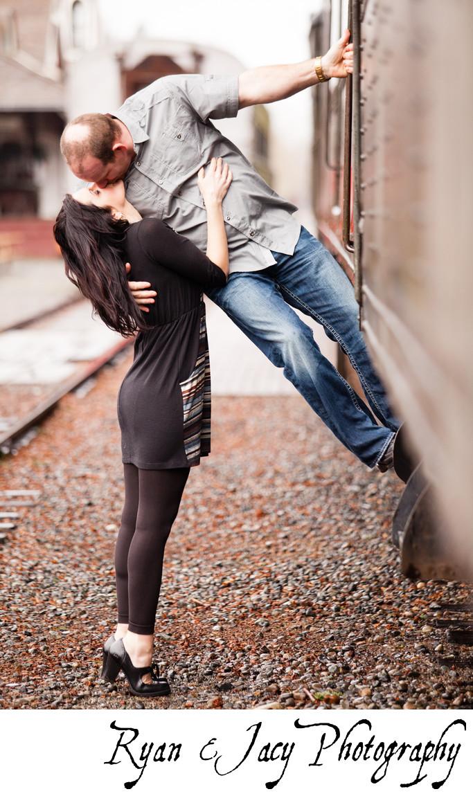 Engagement Photographers Snoqualmie