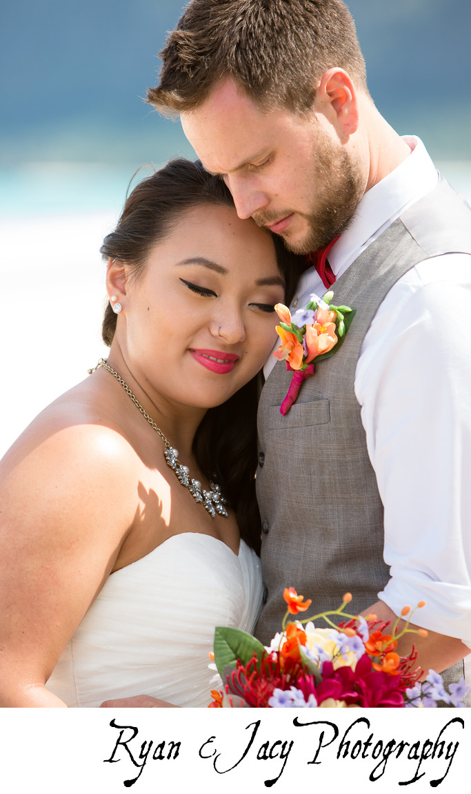 Wedding Photographers Waimānalo Bay