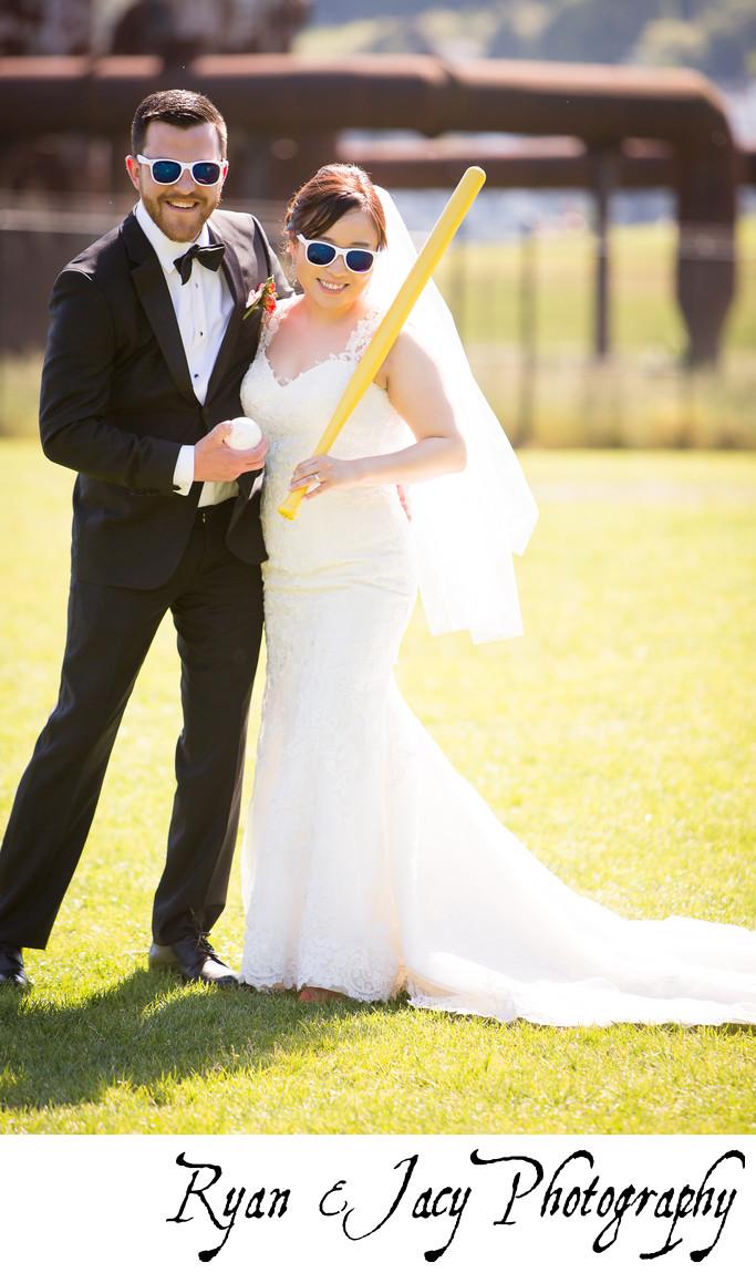 Best Wedding Photographers Seattle Gas Works Park