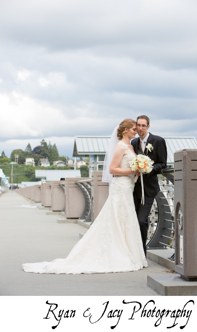 Everett Yacht Club Wedding