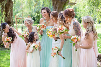 Wedding Photographer McMenamins Grand Lodge