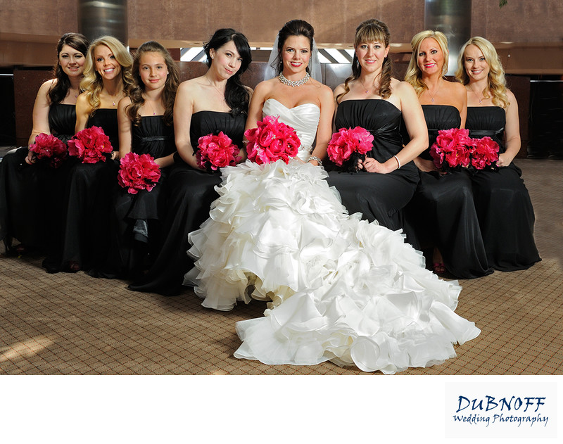 blackhawk bridal party