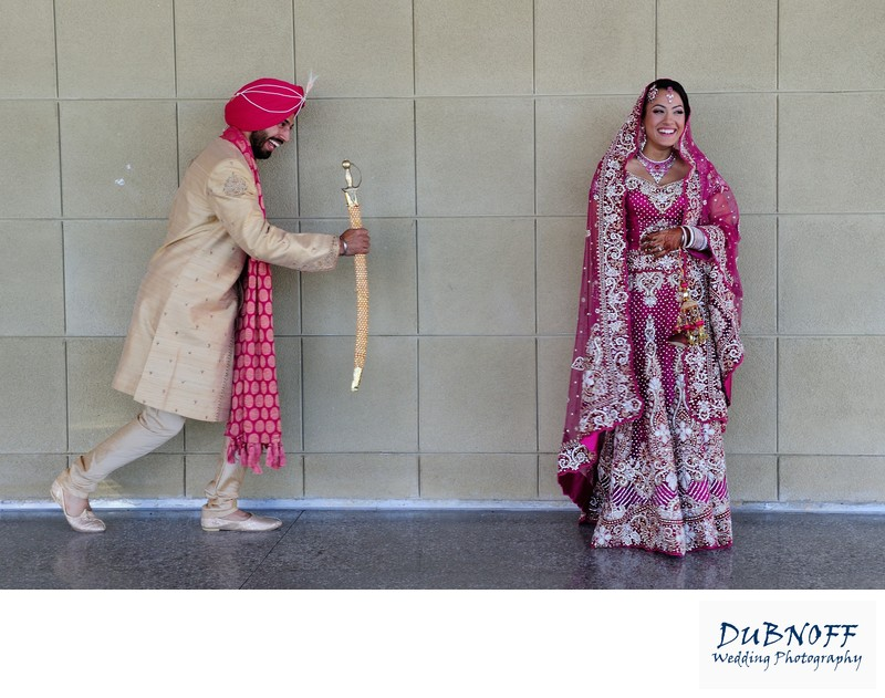 funny indian wedding in Fremont California