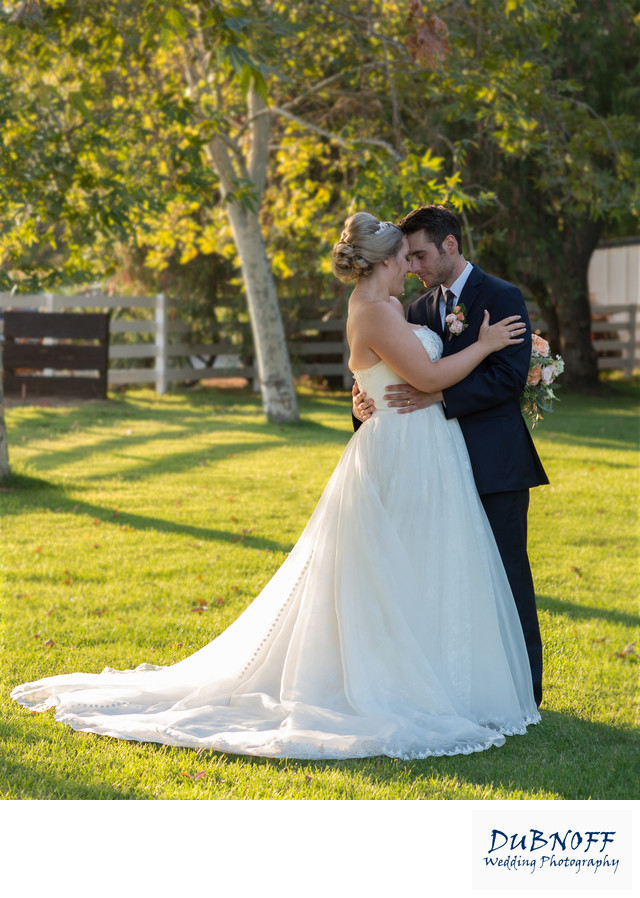 livermore wedding photography with bride and groom