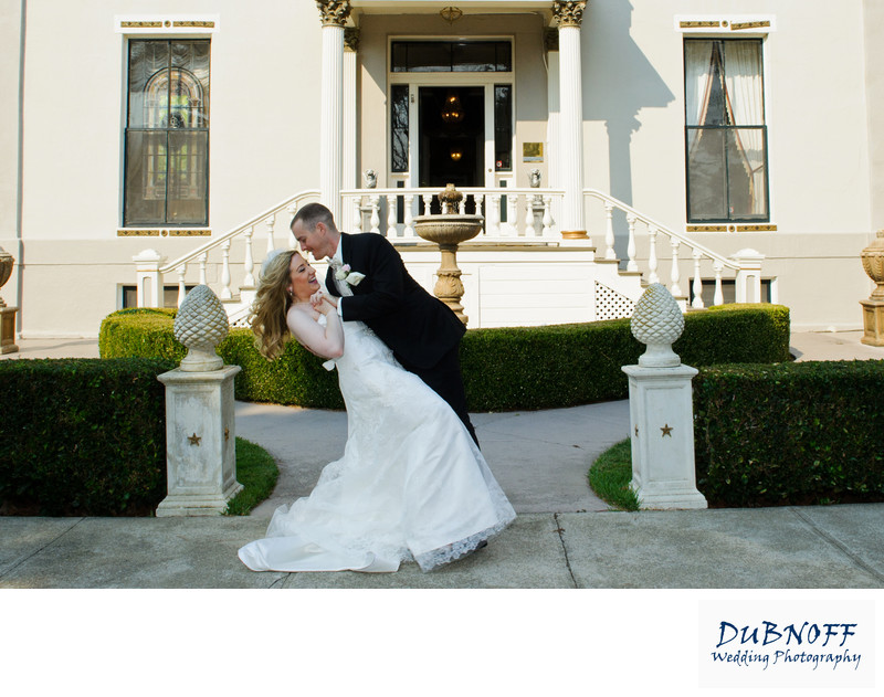 benicia mansion wedding