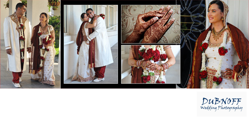indian wedding album page 18