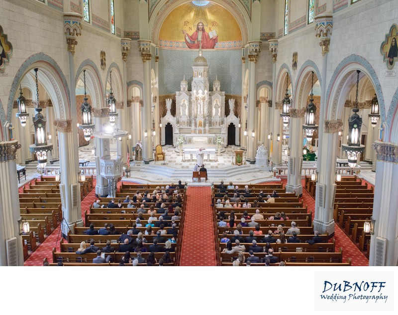 san francisco church wedding