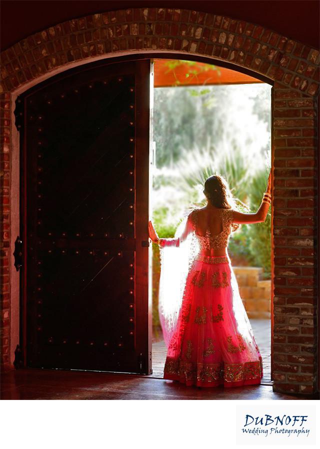 Indian Bride Cellar Door