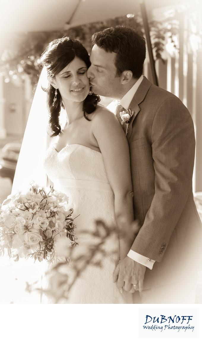 marin county wedding photo