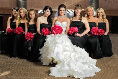 blackhawk bridal party