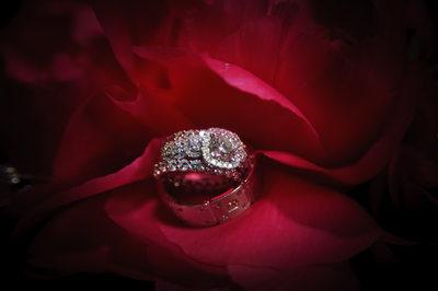 romantic danville rings