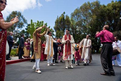 baraat ceremony
