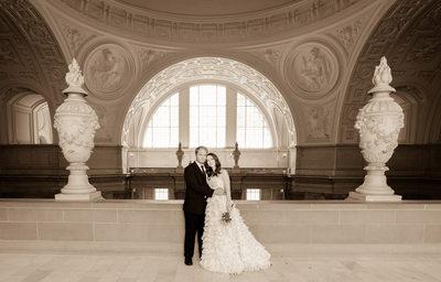 sepia wedding photographer