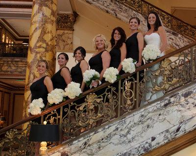 girls fairmont hotel