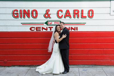 marriage gino carlo