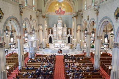 san francisco church wedding