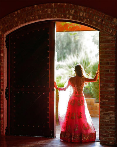 Indian Bride Cellar Door