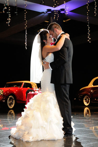 danville wedding dance