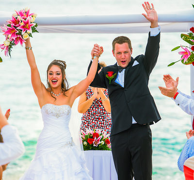 Cancun wedding photographer near me