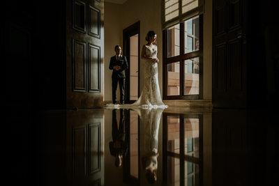 Wedding Photography Singapore at Raffles Town Club