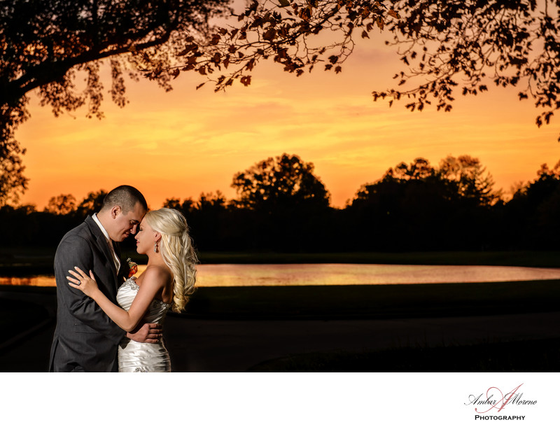 Northfield NJ Wedding Photographer | Atlantic City Country Club