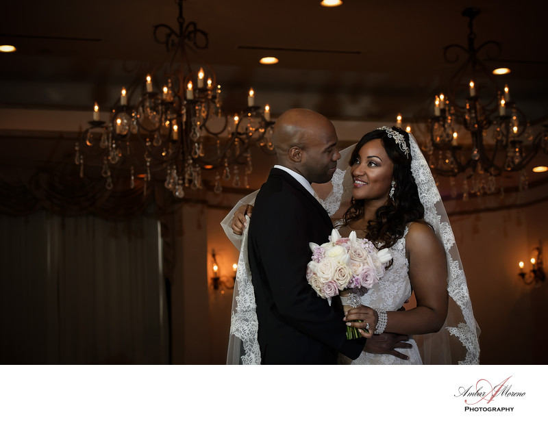 Wedding Photo At The Mansion on Main Street In Voorhees NJ
