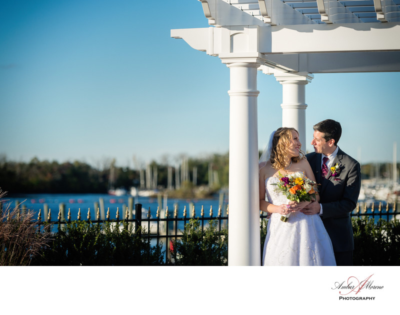 Wedding Photographer in Delran NJ-Clarks Landing