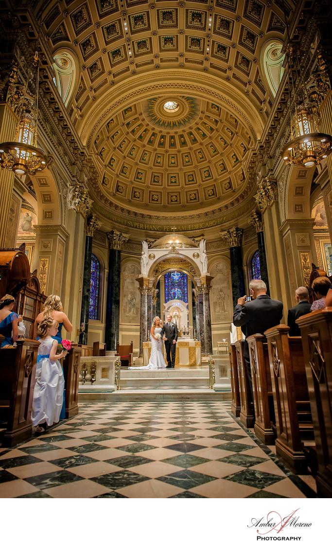 Philadelphia wedding | Top of the Tower
