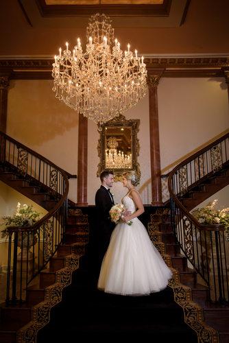 Luciens Manor Elegant Wedding Photography