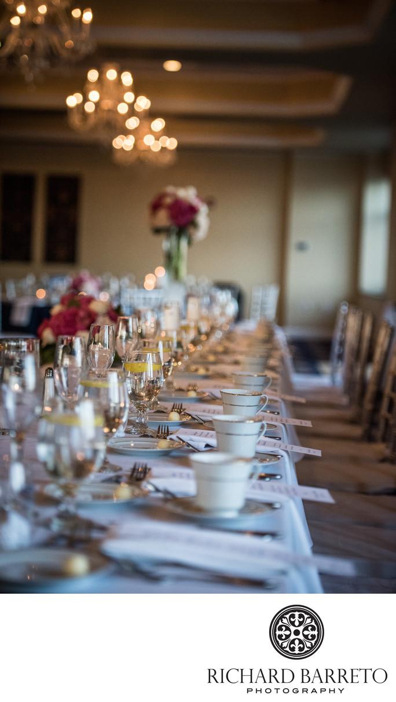 Newport Officers Club Wedding Photographer