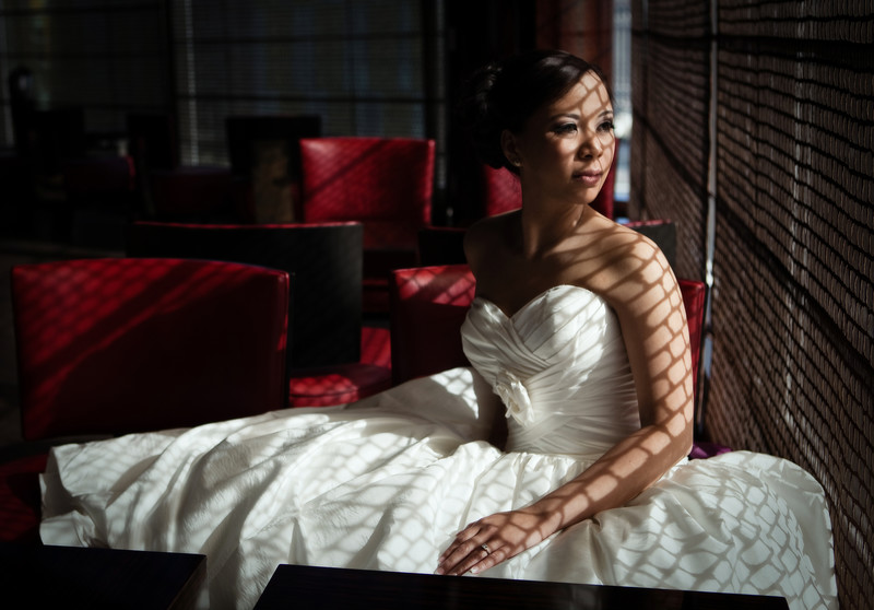 Mandarin Oriental Las Vegas Wedding Photography