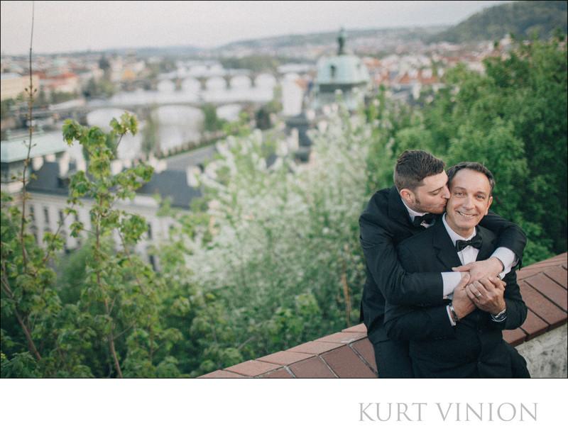 same sex portrait photography Prague