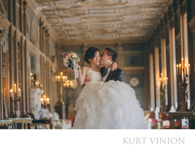 wedding photos Syon House London
