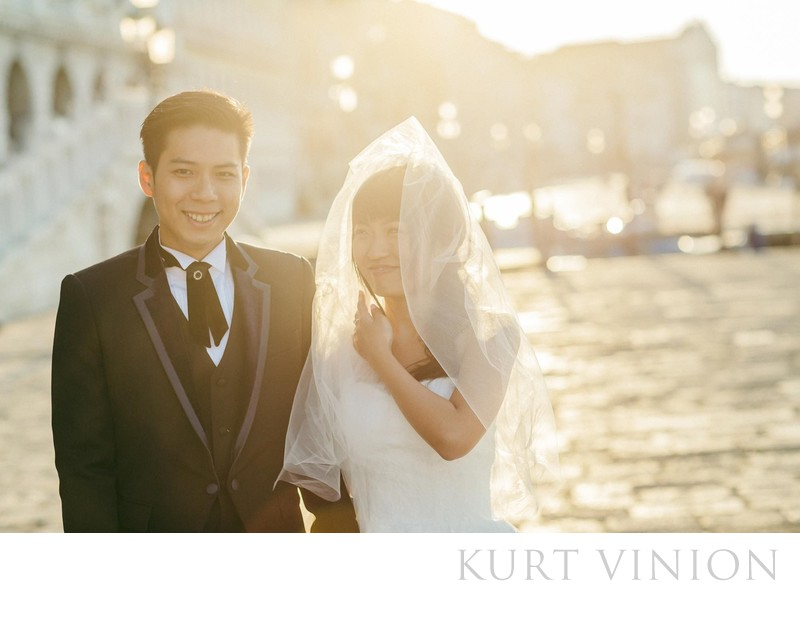 Best pre wedding photographers  Venice