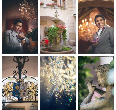Alchymist Hotel wedding pictures