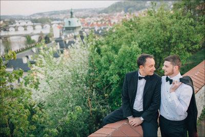 same sex love story photos Prague