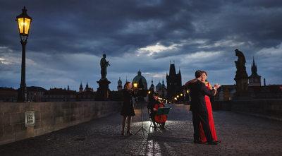 marriage proposal Prague