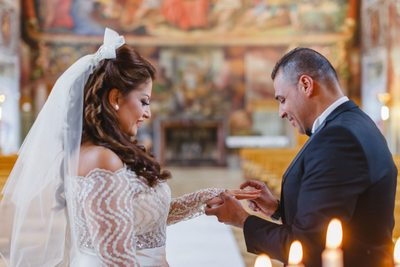 Prague destination wedding at the Troja Chateau 15