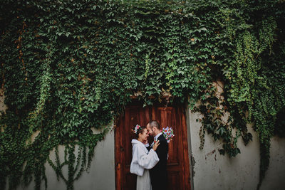 Love & Kisses in Prague