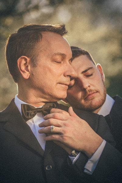 gay wedding Prague photos