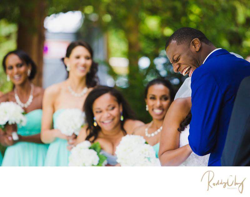 Parsons Gardens Wedding Ceremony