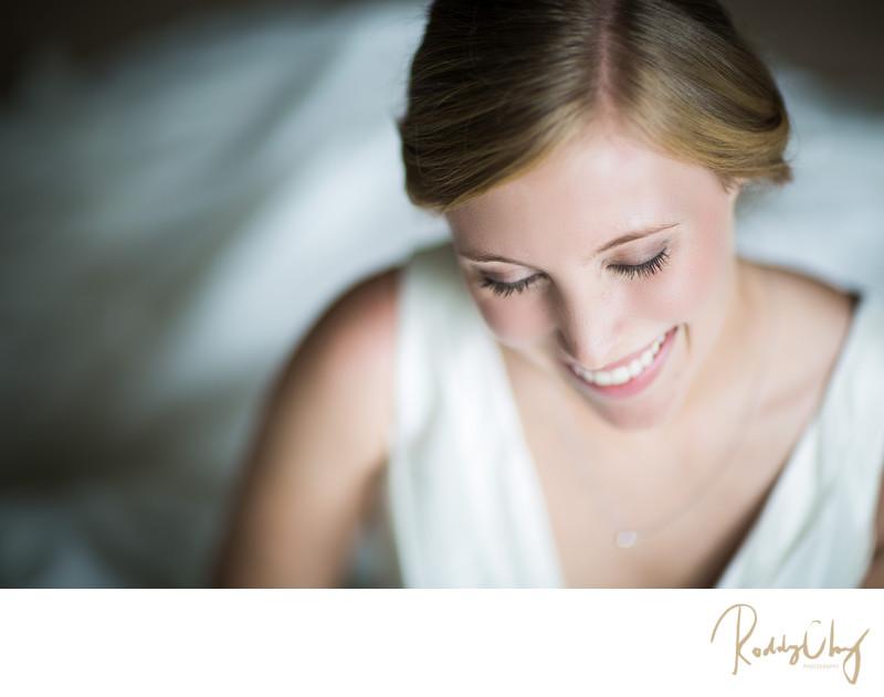West Seattle Private Property Bridal Portrait