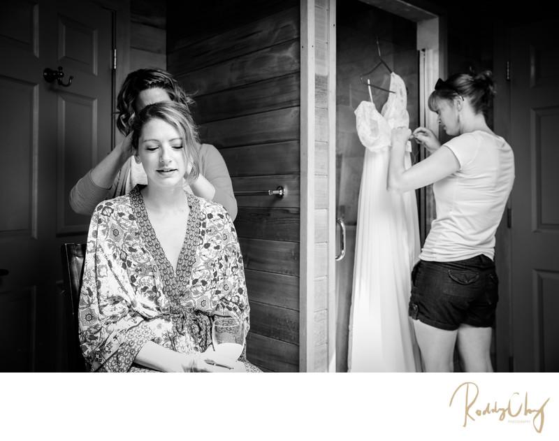 Big House Lodge Wedding Photojournalism