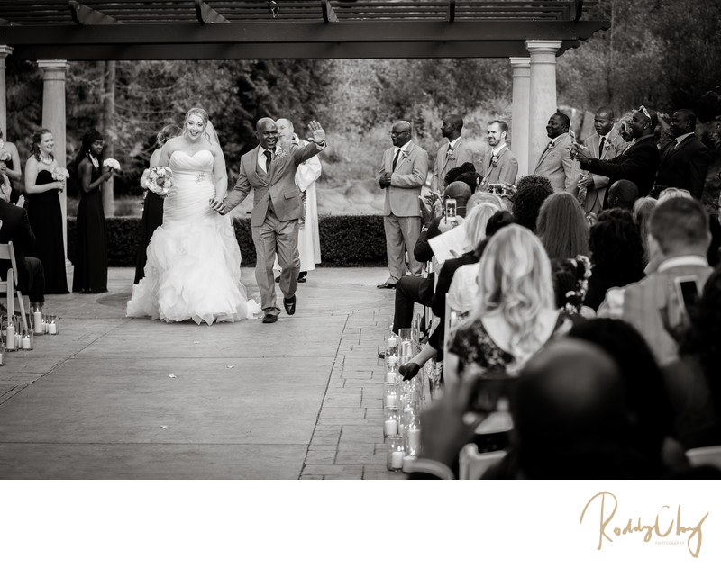 Rock Creed Gardens Recessional