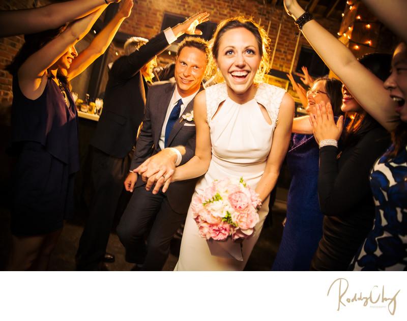 Seattle Beachhouse wedding