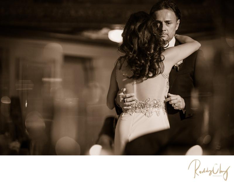 Arctic Club Seattle Wedding Photographer