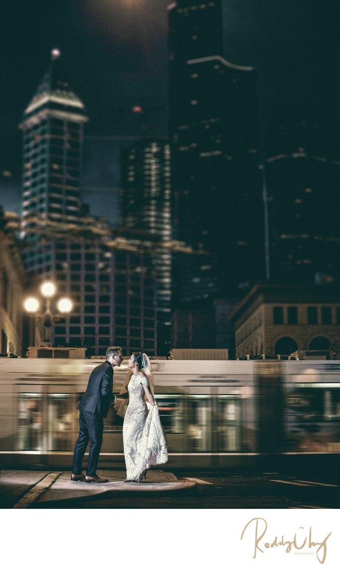 Top Rated Seattle Wedding Photographer