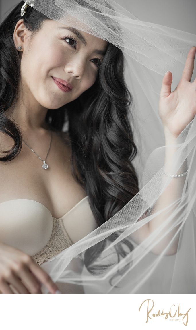 Boudoir Wedding Photographer Seattle