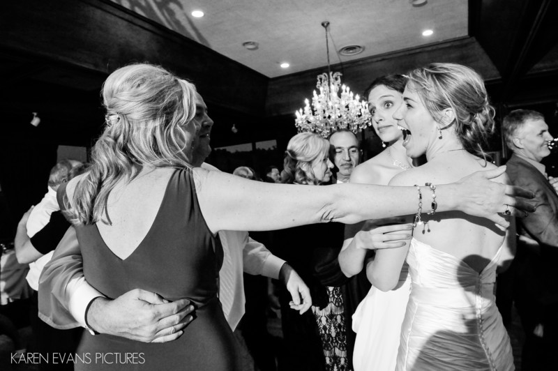 Reception Dancing at The Boathouse