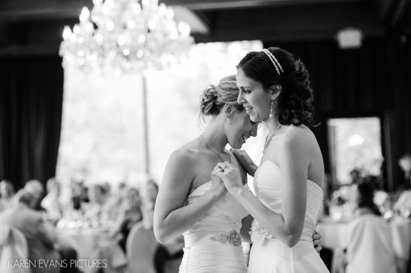 First Dance at The Boathouse